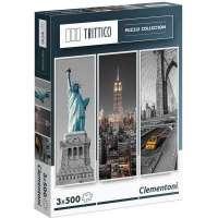 PUZZLE 3 X 500 NEW YORK
