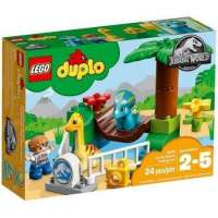 Lego Jurassic W.Minizoo:...