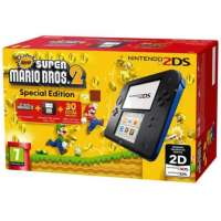 Nintendo 2DS Azul+ Super...