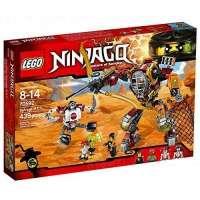 Lego Ninjago Salvage M.E.C.