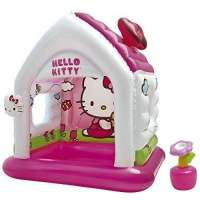 piscina Casita Hello Kitty