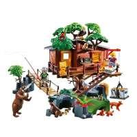 Casa Del Árbol De Aventuras