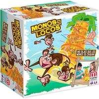 Juego Monos Locos
