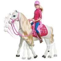 barbie y caballo...