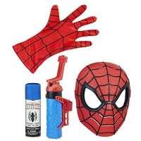 Spiderman Máscara Y...