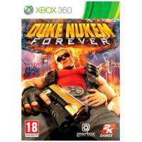 XBOX 360 Duke Nunkem Forever