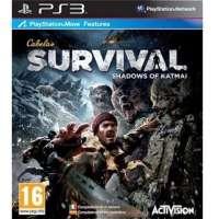 PS3- Cabela,s Survival...