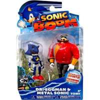 Sonic Pack 2 Fig. Dr....