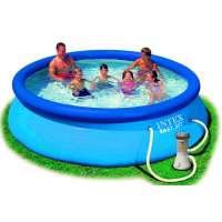Easy Set Pool Con Bomba...