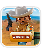 Oeste Americano Playmobil