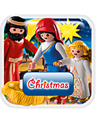 Christmas Playmobil