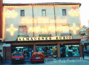 Almacenes Rubio Año 2000