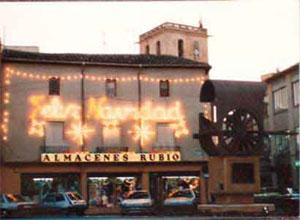Almacenes Rubio año 1998