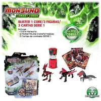 MONSUNO SET 1 CORE Y 3 FIGURAS/3 CARTAS