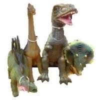 Figura Goma Dinosaurios 30...