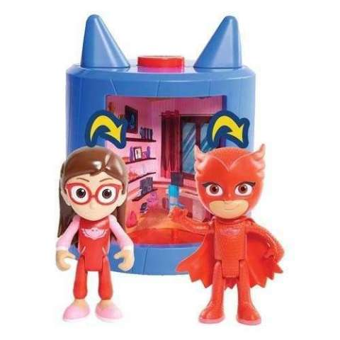 PJ MASKS BUHITA PLAYSET TRANSFORMACION