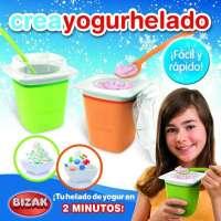 Crea Yogur Helado
