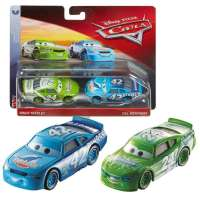 CARS PACK 2 COCHES BRICK Y CAL