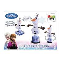 Frozen Olaf Cantarín