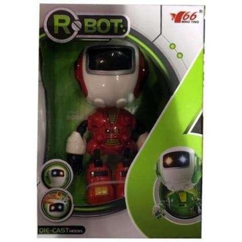 Robot Metálico