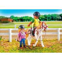 profesor de equitacion
