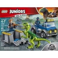 Lego Jurassic W.Camión De...