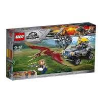 Lego Jurassic World Caza...
