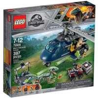 Lego Jurassic Persecución...