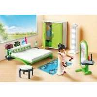 DORMITORIO PLAYMOBIL