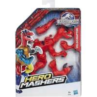 JURASSIC WORLD HERO MASHER...