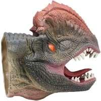 Marioneta Cabeza Dilophosaurus