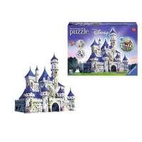 castillo disney puzzle 3d...