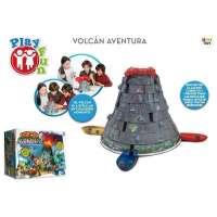 volcan aventura