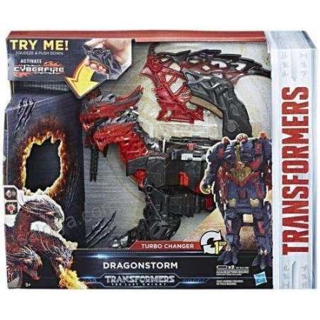 Transformers 5 Turbo Change Dragon
