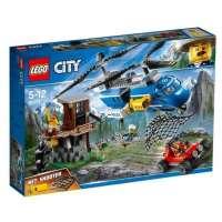 Lego City Montaña: Arresto