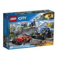 Lego Cty Caza En La Carretera