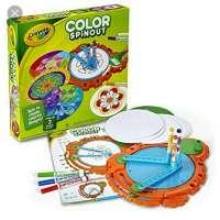 crayola vueltas de color