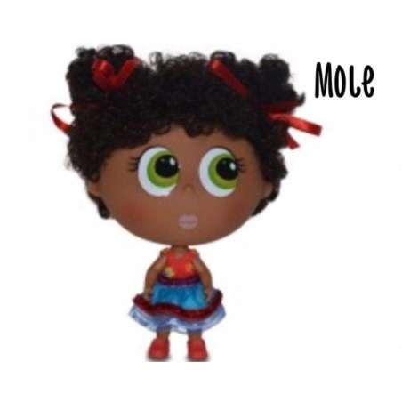 CHAMOY-MUÑECA MOLE