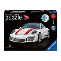 PORSCHE 911 PUZZLE 3D