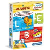 Aprende el alfabeto de 3 a...