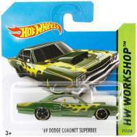 Hot Wheels 69 Dodge Coronet Superbee