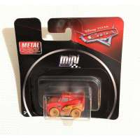 Cars Mini Racers - Rayo McQeen con Barro