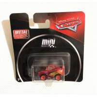 Cars Mini Racers - Rayo McQueen Metaliza