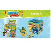 SUPERZINGS 3 SUPERBOTS 1...