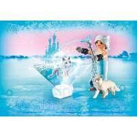 princesa invierno