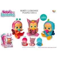 Pijama Bebes Llorones - Mariposa