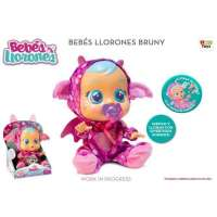 BEBE LLORON BRUNY DRAGON