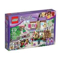Lego Friends El Mercado De...