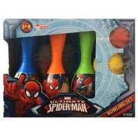 Spiderman Juego De bolos