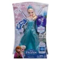 Frozen Elsa Princesa Cantarina